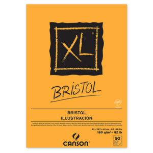 Canson® XL® Bristol A3 180g 50 sheets