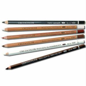 Cretacolor White Dry Pastel Pencil