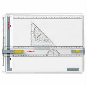 Isomars Drawing Board Matric A3 DOUBLE LOCK