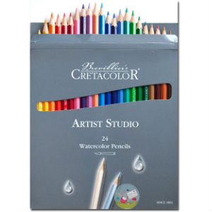 CRETACOLOR ARTIST STUDIO WATERCOLOR PENCILS 24