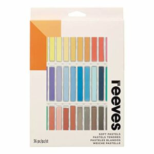 Reeves Soft Pastels Set of  36