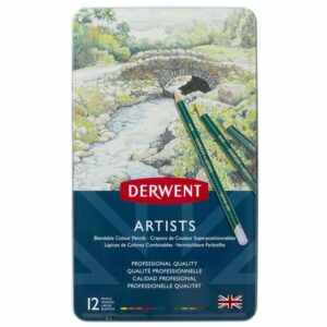Derwent Artist Pencils 12