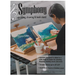 Symphony Table Top Easel