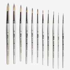 DALER-ROWNEY CRYLA BRUSHES