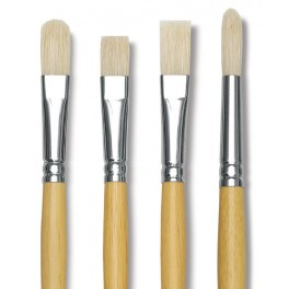 HOG HAIR BRUSHES