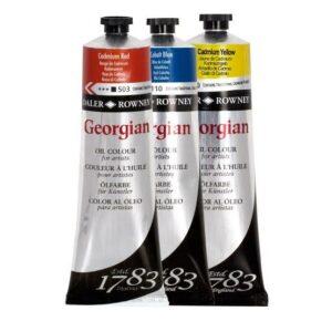 Georgian Oil Paints