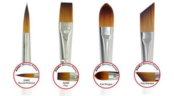 kum brushes